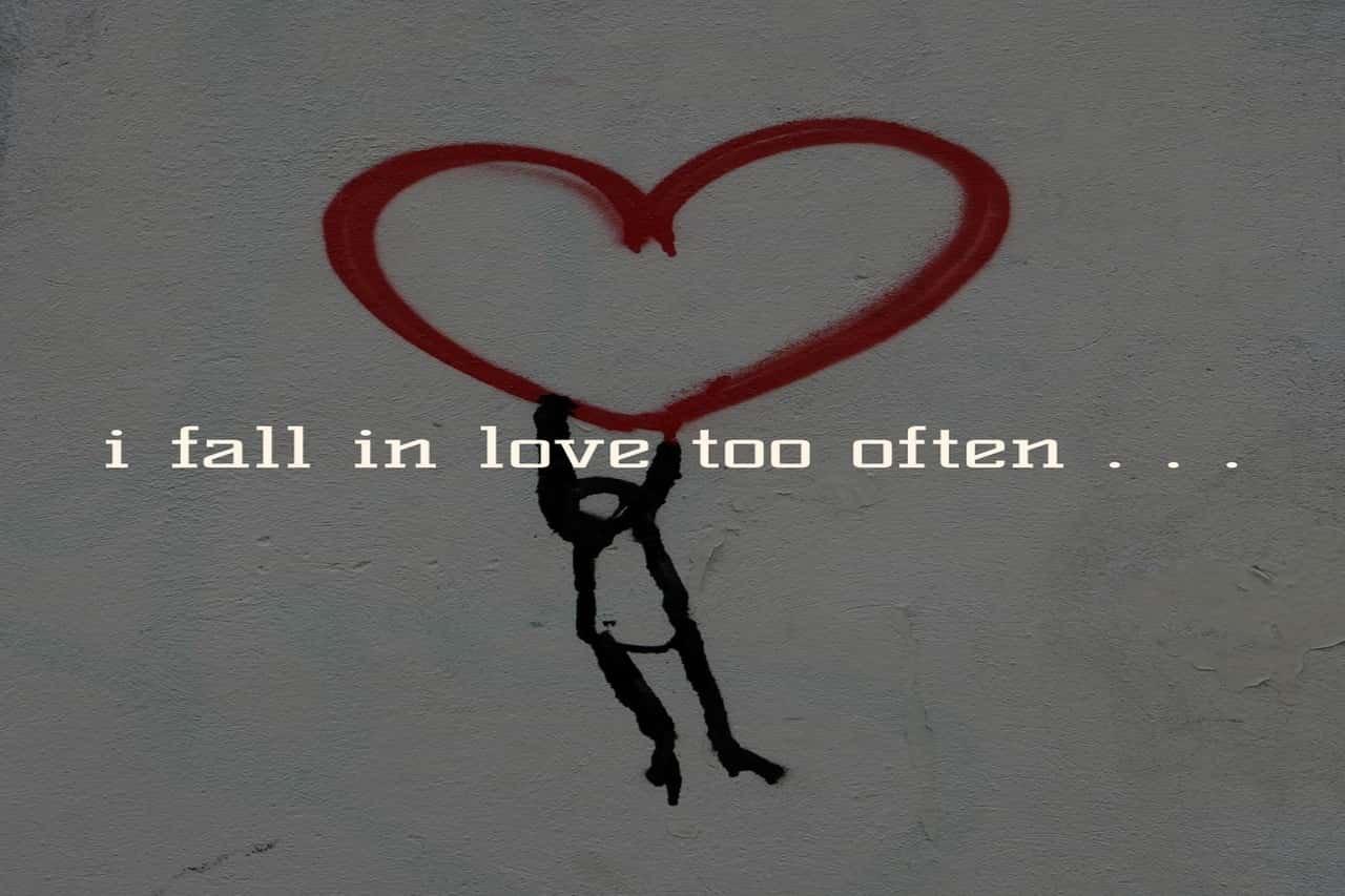 greatest romantic poem on love